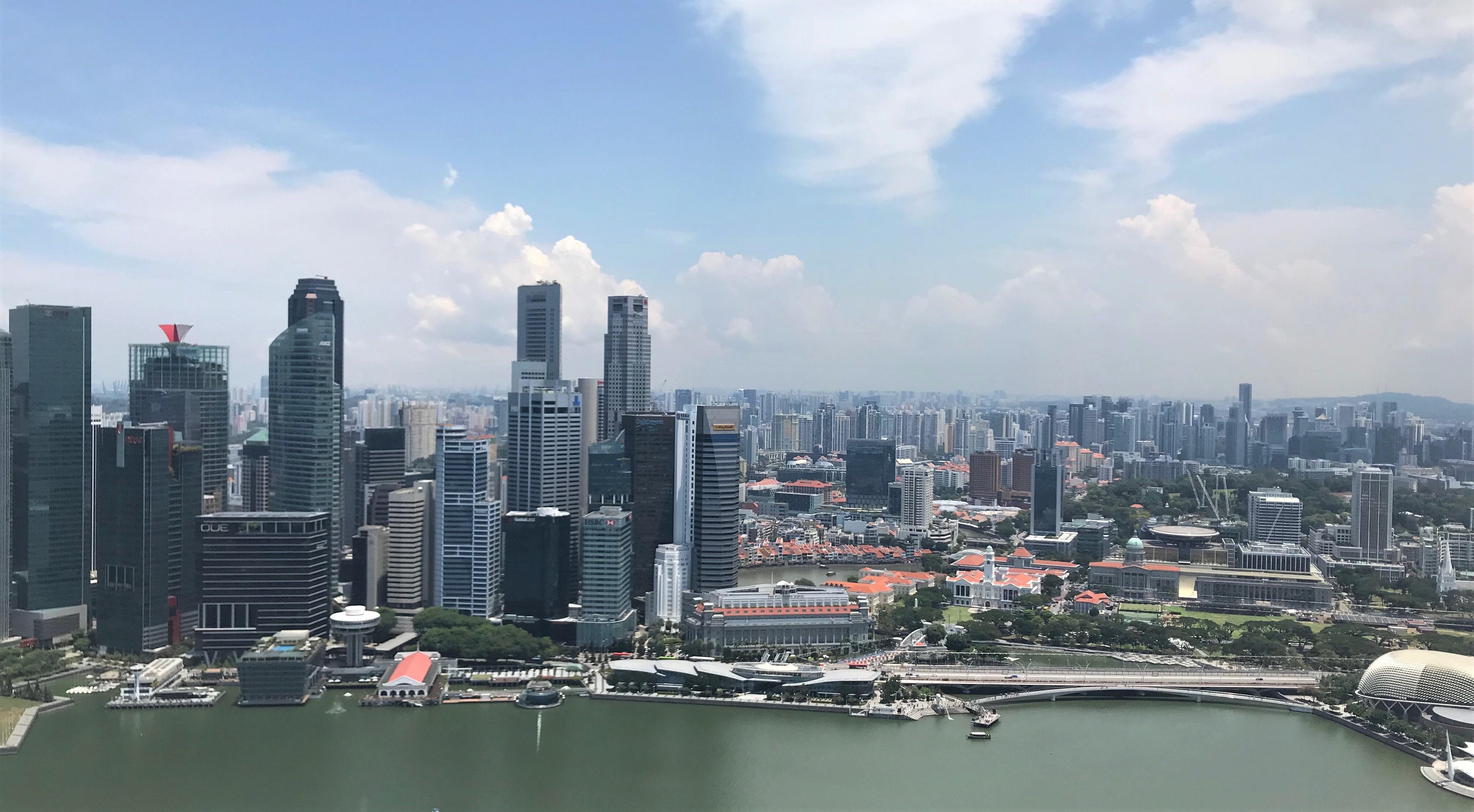 シンガポールのお部屋探し(その2)~エージェントとのやり取り・内覧予約~