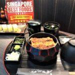 Stage 2突入!シンガポールの美味しい和食を食べに行こう♪
