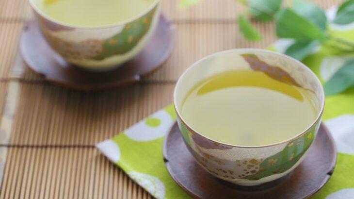 【美味しく健康に!】緑茶ダイエット初めませんか?